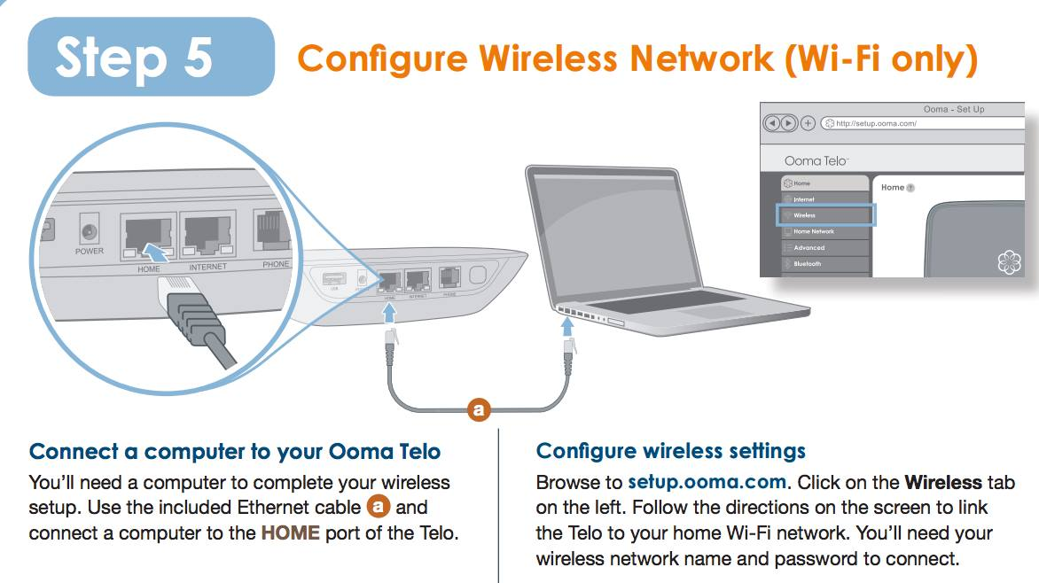 Configure Wireless Network