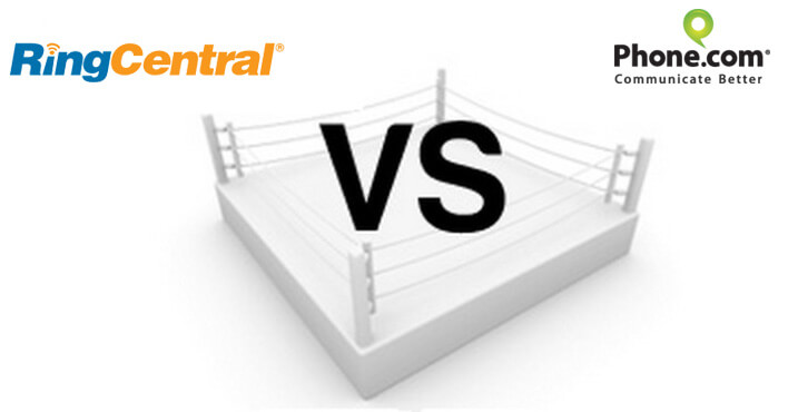 RingCentral vs Phone.com